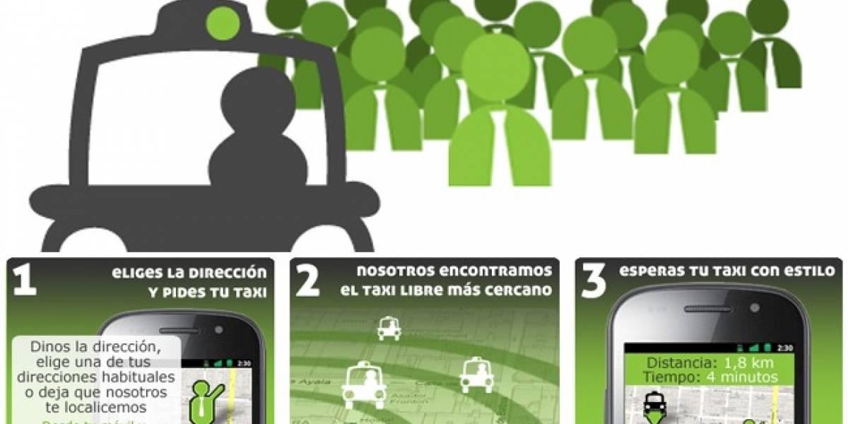 España: Pide un taxi desde tu Android con Wannataxi