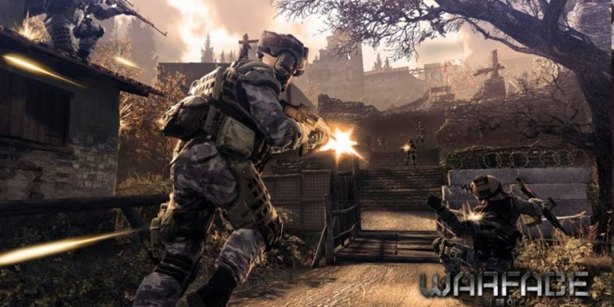 Primer video de Warface, el FPS de Crytek