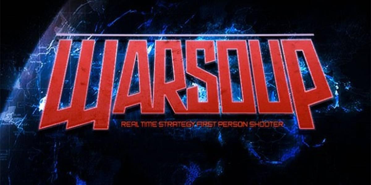 Warsoup: El hijo perdido de Halo y StarCraft