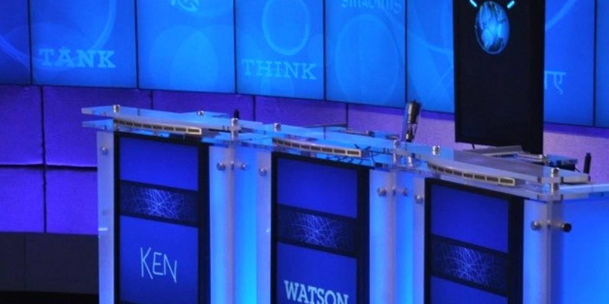 Supercomputador Watson destruye a sus competidores en concurso de TV