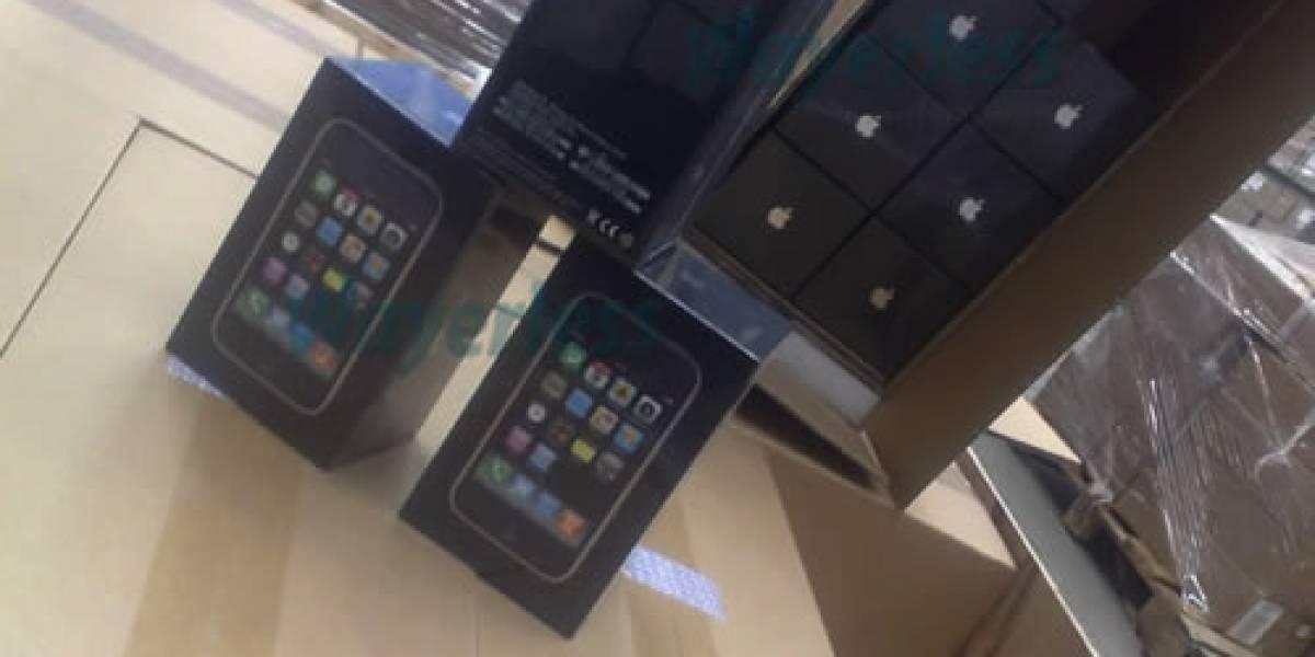 W EXCLUSIVO: El primer embarque del iPhone 3G en Chile