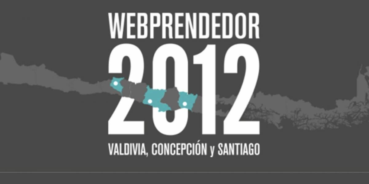 Chile: El 16 de noviembre se realizará Webprendedor 2012 en Santiago