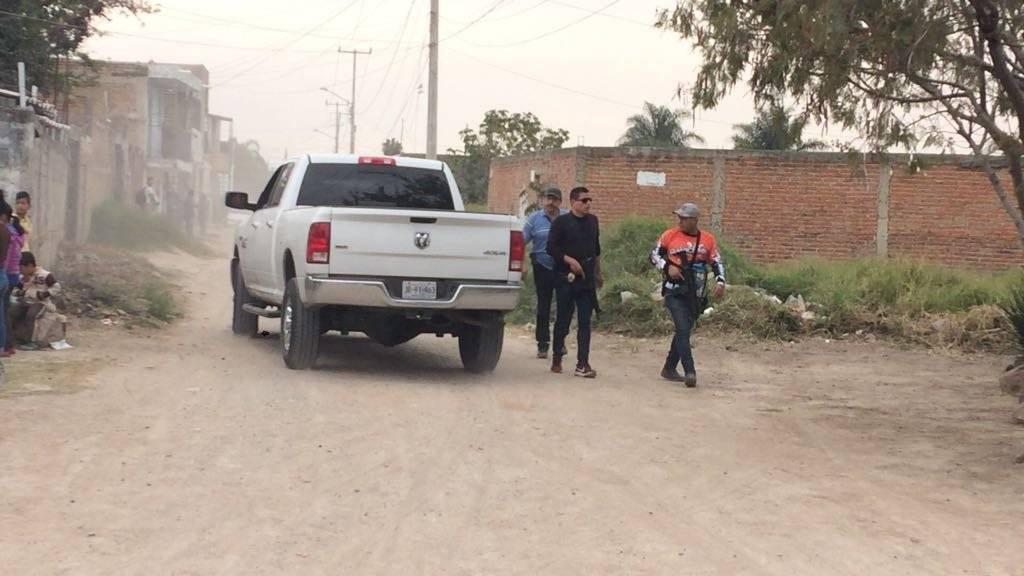 Agentes estatales se enfrentan contra presuntos secuestradores