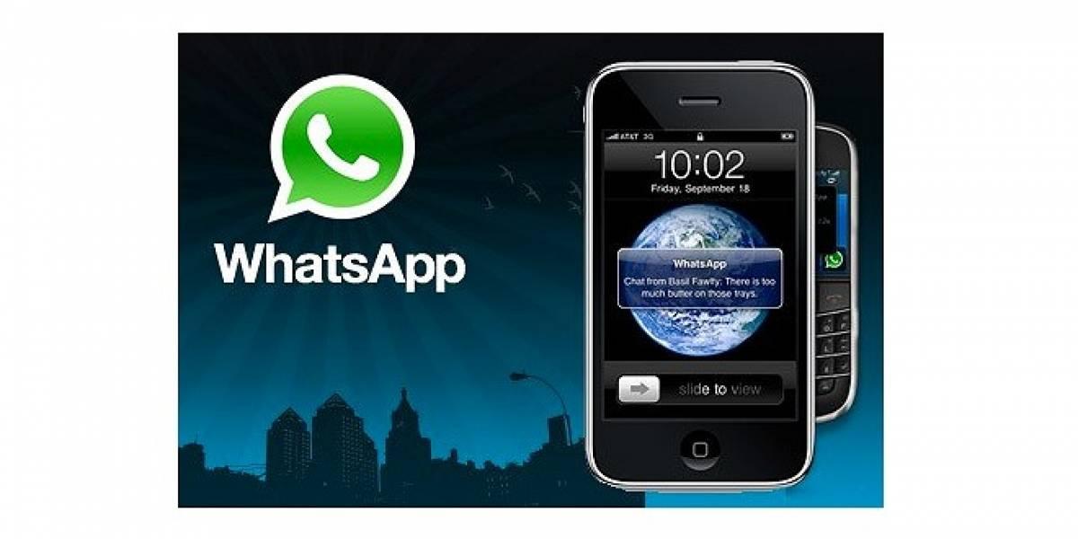 WhatsApp ahora será gratuita en la App Store para competir con iMessage de Apple