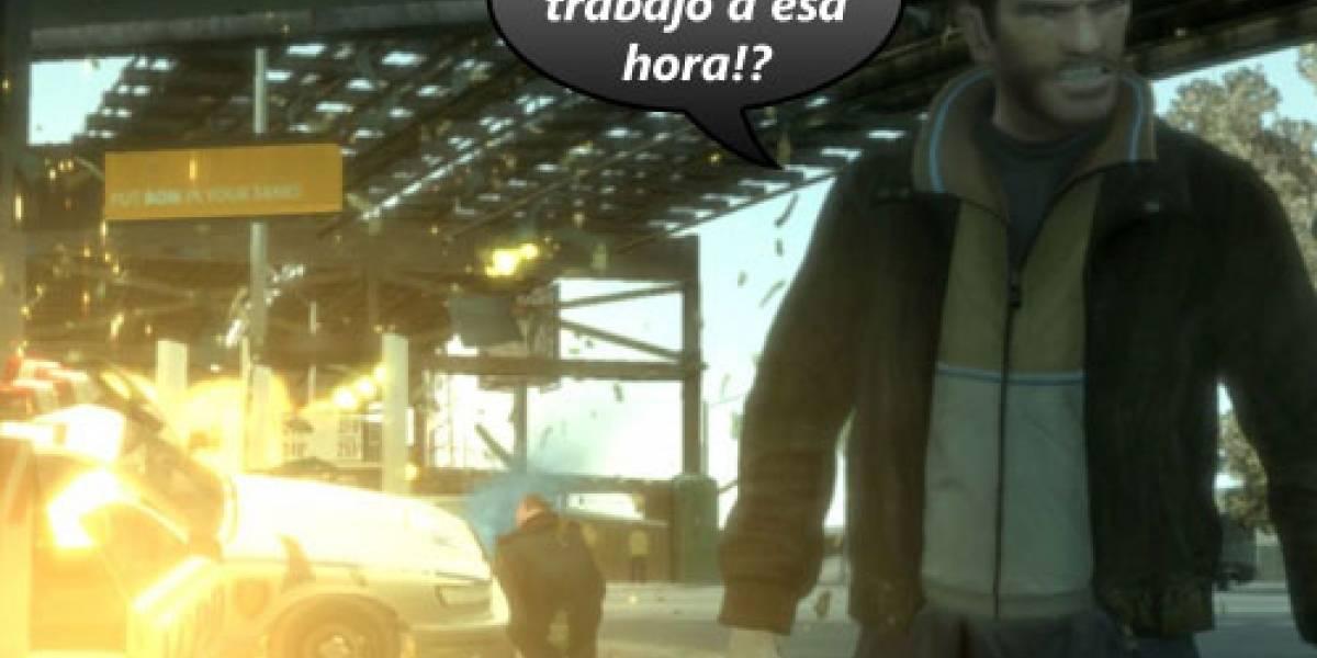 Grand Theft Auto IV, mañana es el día