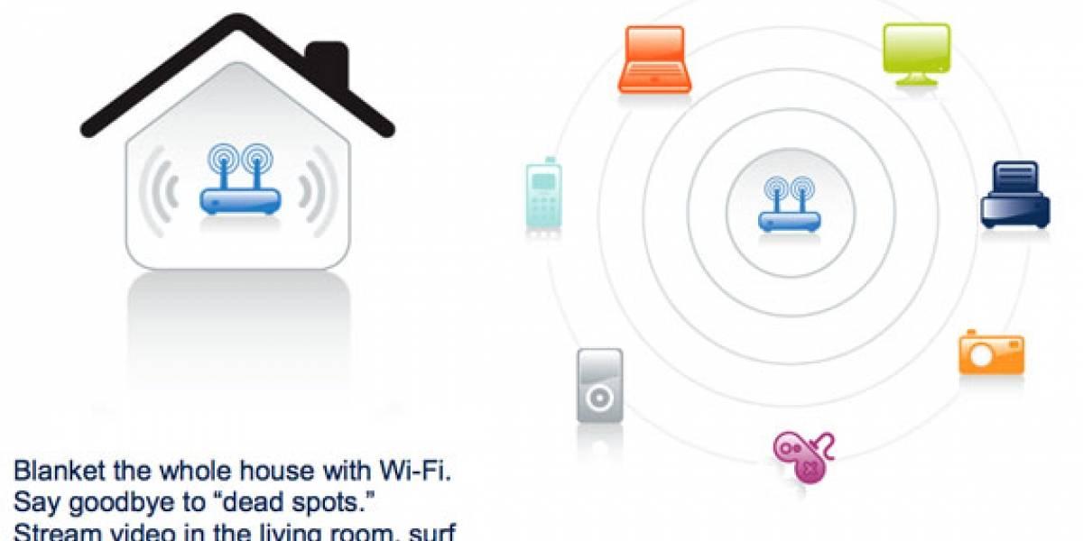 802.11n: Wi-Fi más rápido y más lejos que nunca