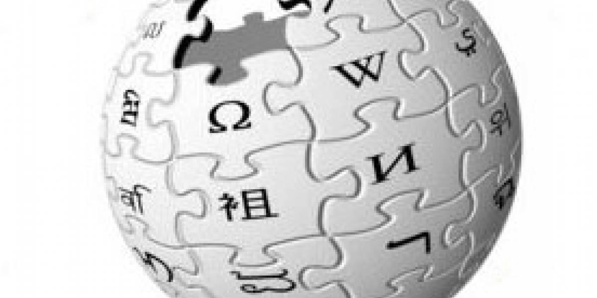 Wikipedia desapareció un par de horas tras caída de servidores