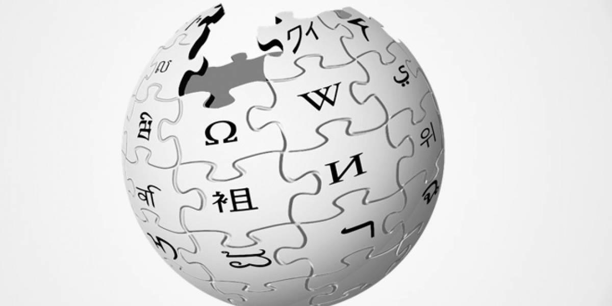 Colecta anual para Wikipedia recaudó USD$25 millones