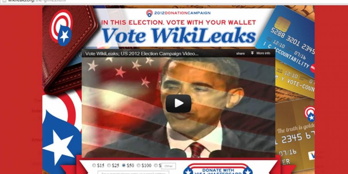Anonymous se lanza en contra de WikiLeaks