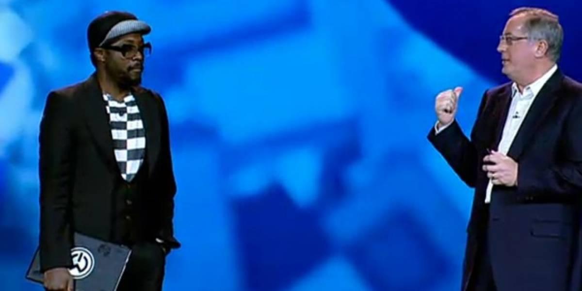 CES 2012: Intel lanza campaña con Will.I.Am para promocionar los Ultrabooks