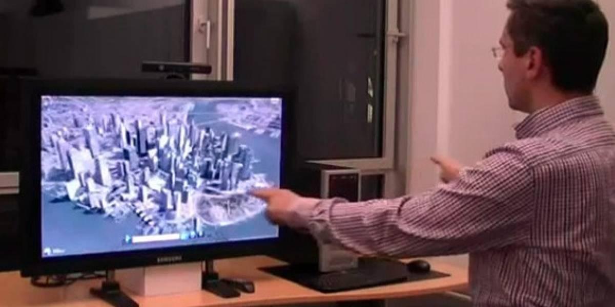 Futurología: Microsoft prepara SDK de Kinect para PC