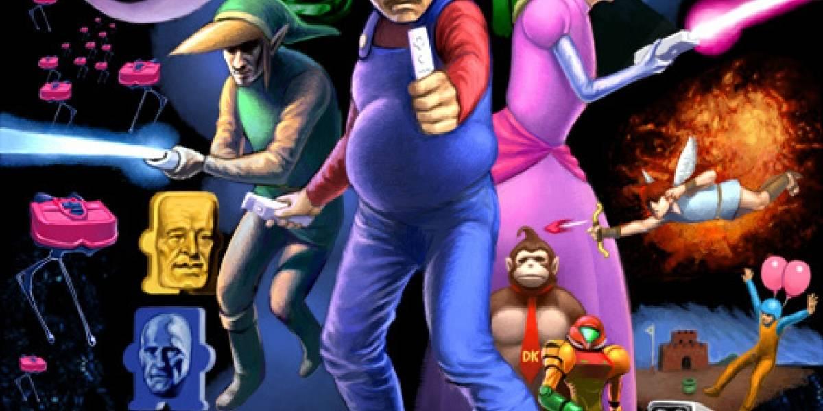 En exclusiva, secuela de Super Mario Galaxy