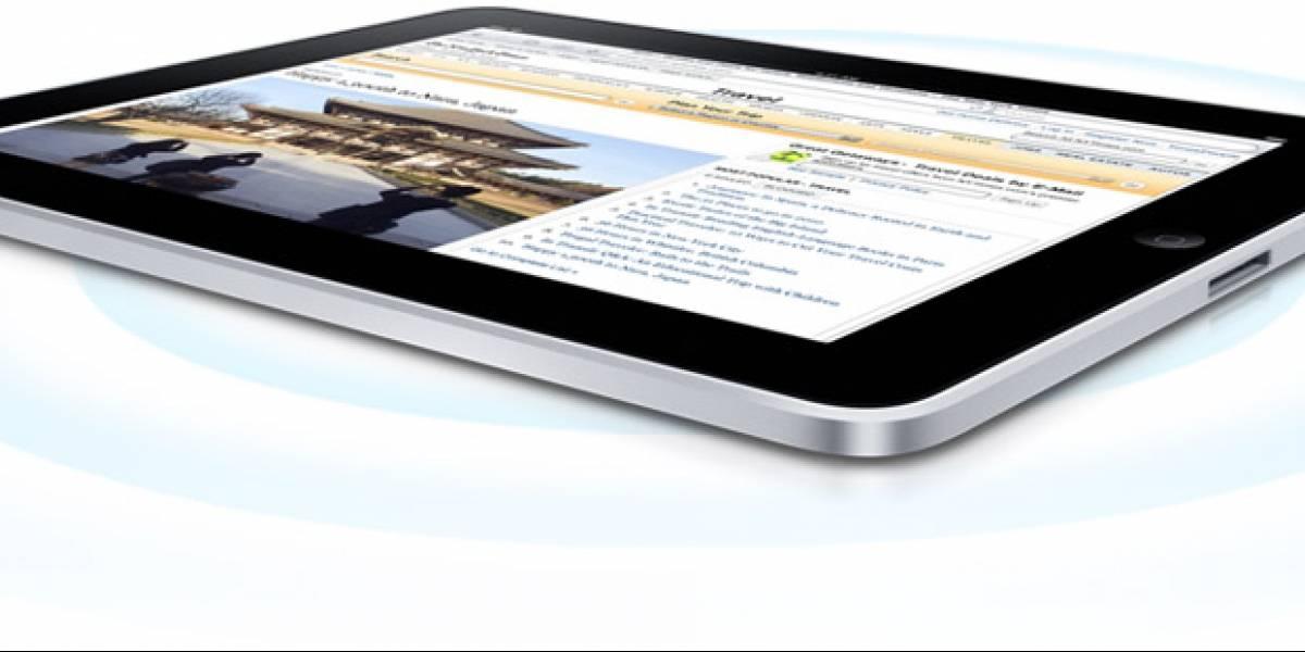 Apple anuncia las fechas oficiales para al lanzamiento internacional de la iPad