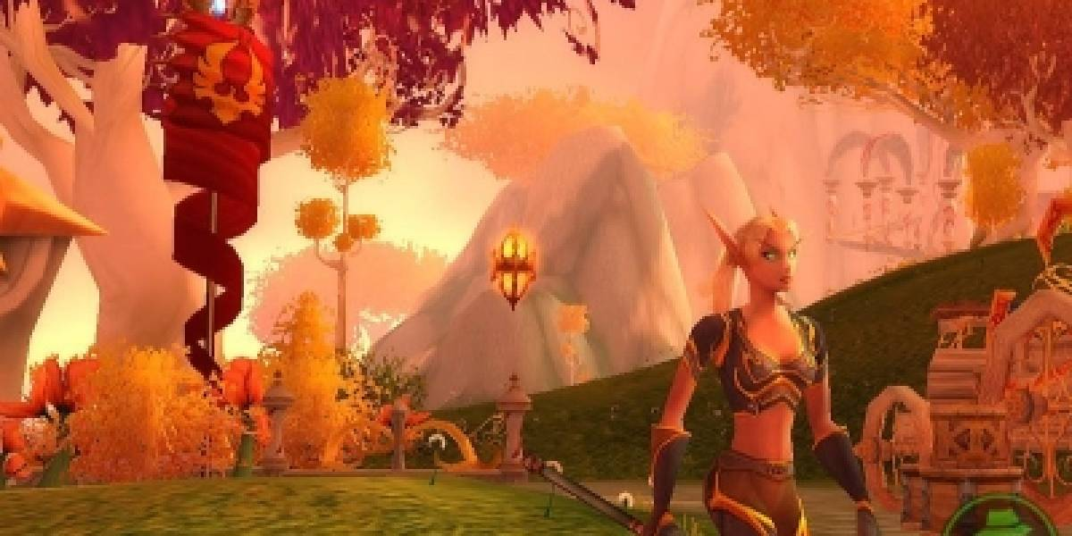 La cuenta regresiva ha empezado para World of Warcraft: The Burning Crusade