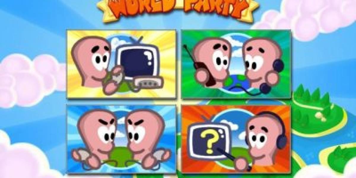 Apunto de salir Worms para Xbox 360