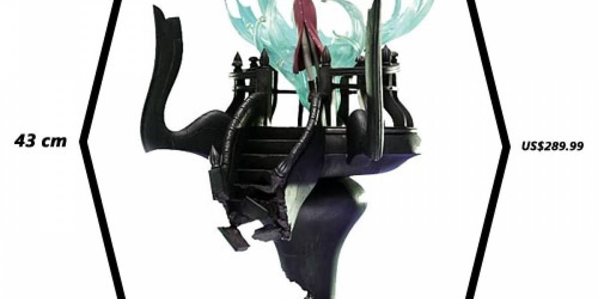 Debe ser la estatua más preciada de Final Fantasy