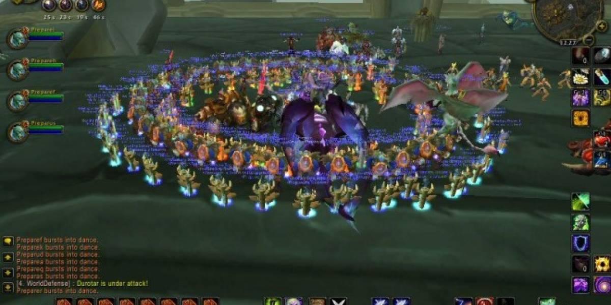 Blizzard habla de las posiblidades de un MMO consolero