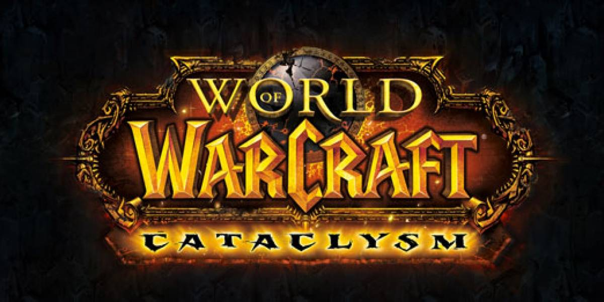 Blizzard confirma la fecha de salida para World of Warcraft: Cataclysm