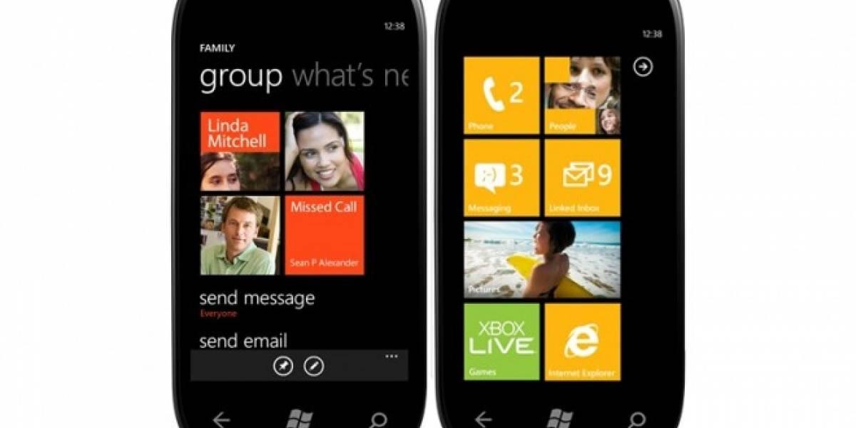 Windows Phone se actualizaría a Mango este 1 de septiembre
