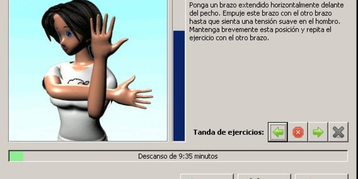 Workrave: Un poco de ejercicio para evitar el síndrome del túnel carpiano