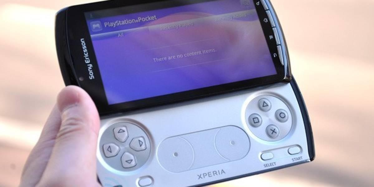 Xperia Play es pseudo-oficial, así se llama el PlayStation Phone