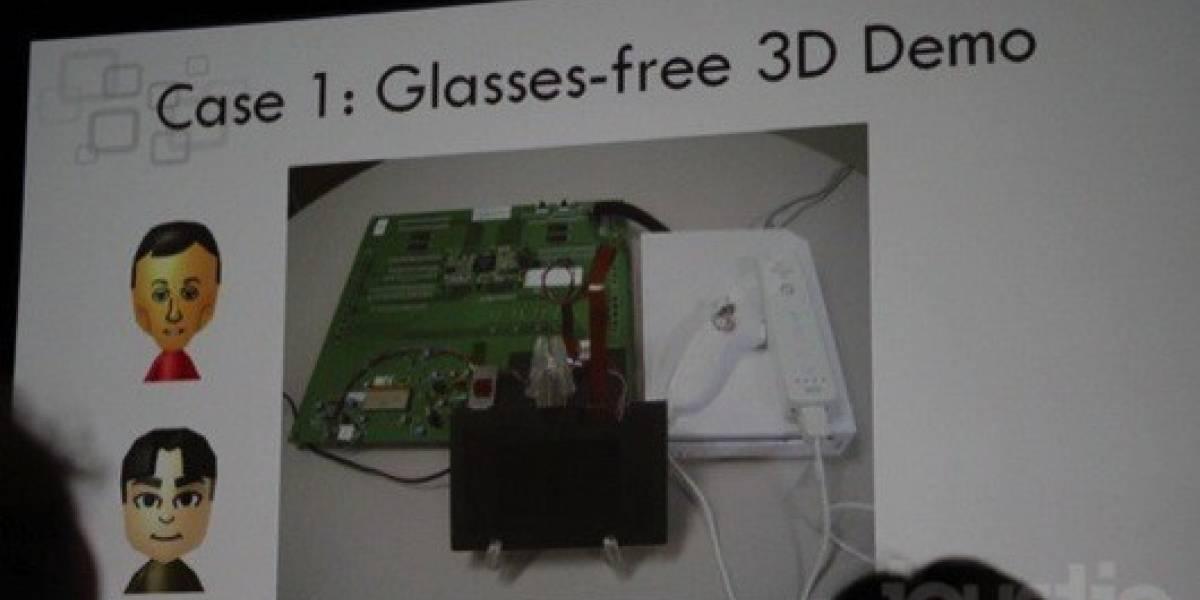 Reggie: La próxima consola de Nintendo no tendría 3D necesariamente