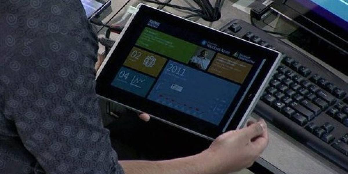 Aparece otra tableta con Windows 8
