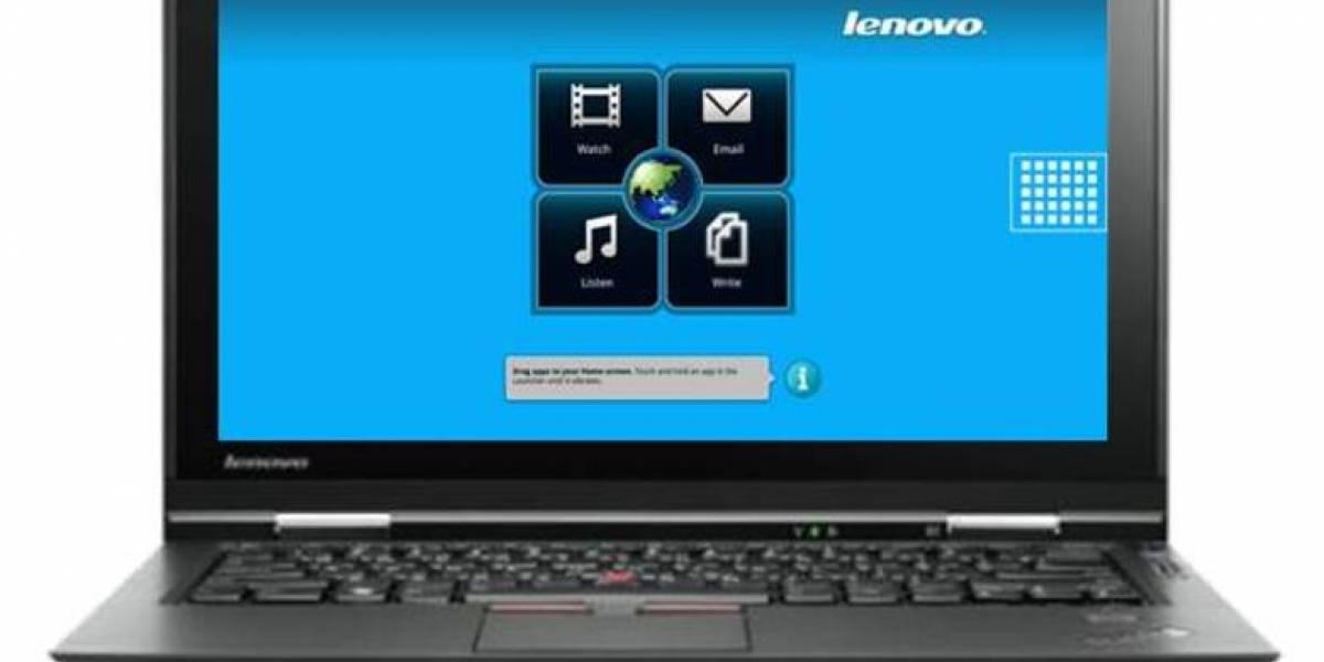 ThinkPad Hybrid X1: Una Lenovo con procesador dedicado para su sistema Instant-on