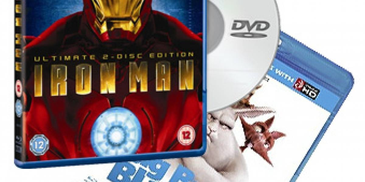 Grabar discos Blu-ray en DVDs regulares con el actualizado códec x264