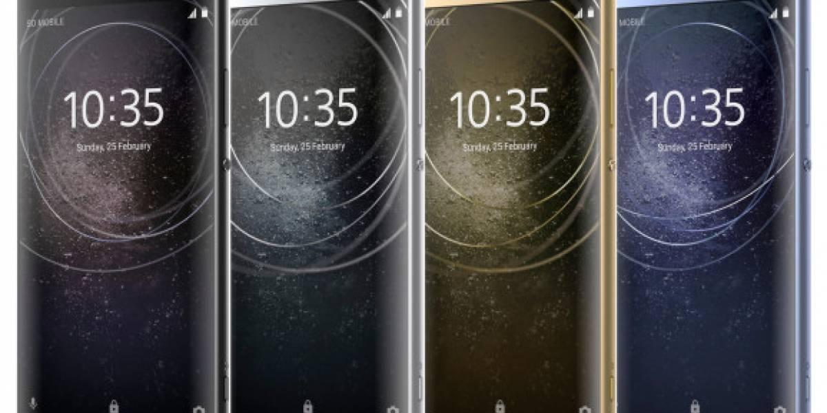 Así se ven los nuevos Sony Xperia XA2, X2 Ultra y L2