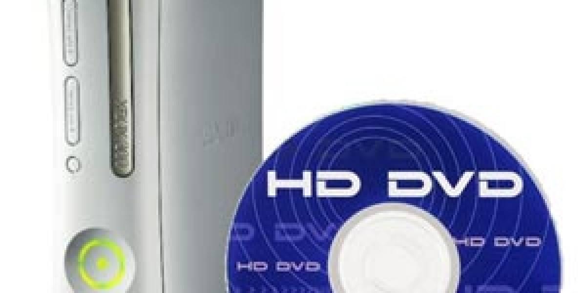 El Xbox 360 recibira lector HD-DVD por defecto