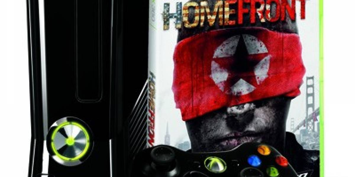 En Europa Homefront tendrá bundle con Xbox 360