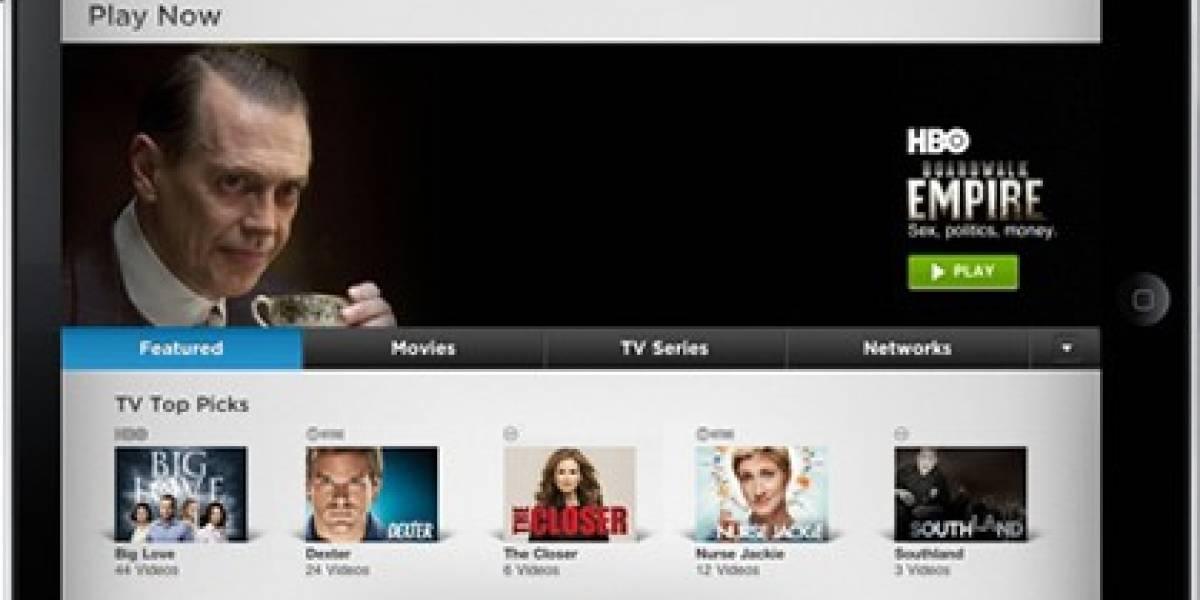 Xfinity quiere llevar la tv a tu iPad