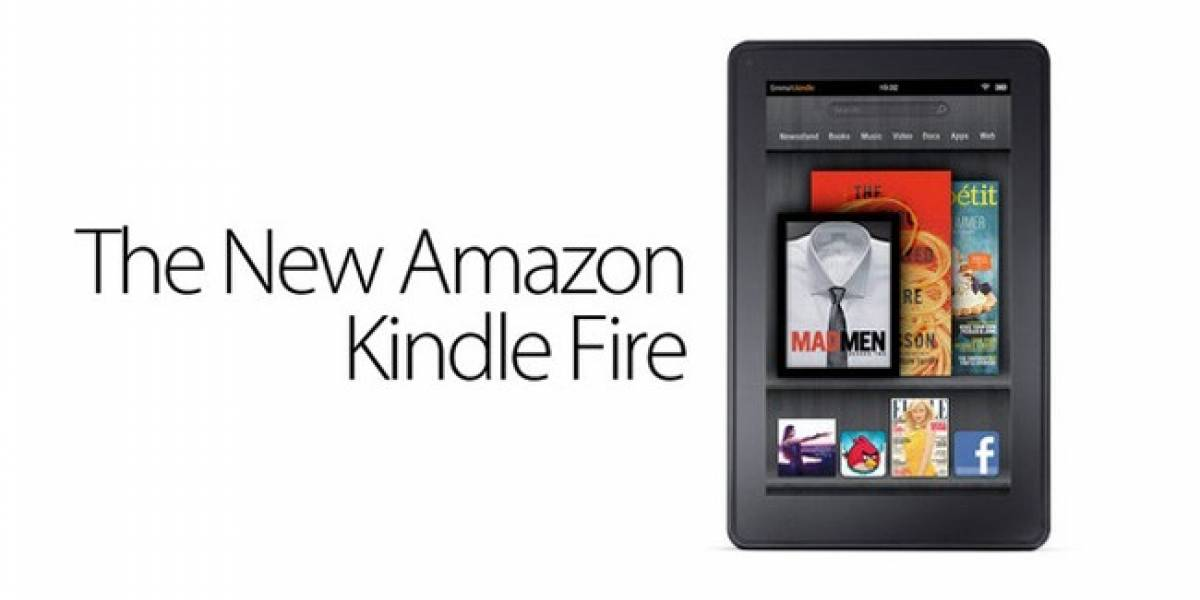 JP Morgan considera que la Kindle Fire no es el gran paso que aparenta para Amazon