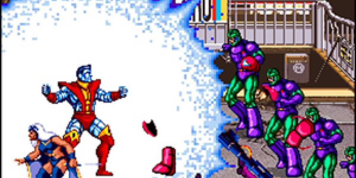 Más información de X-Men Arcade