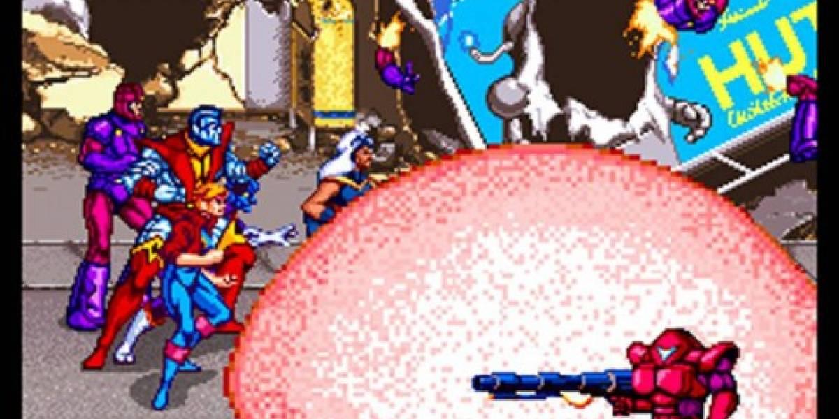 X-Men Arcade llegará el 15 de Diciembre a Xbox Live y en Febrero 2011 a PSN