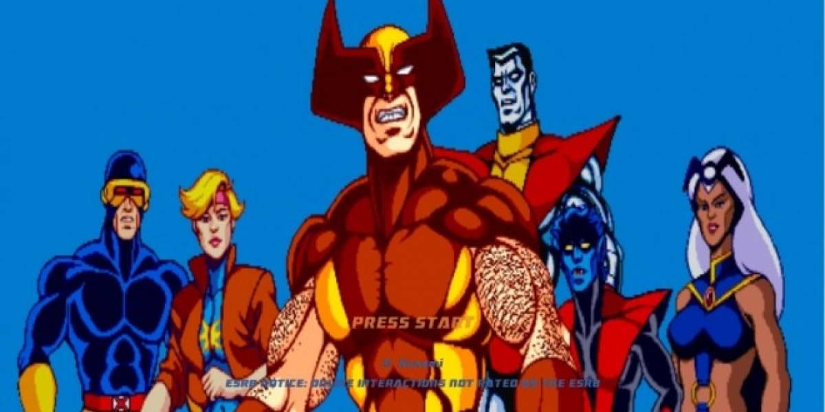 X-Men Arcade llegará primero a PlayStation Network