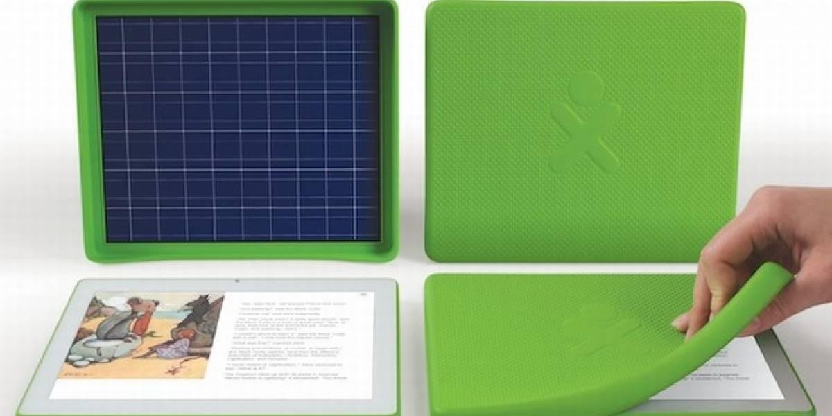 CES 2012: OLPC muestra su nuevo tablet XO 3.0 y el laptop XO-1.75