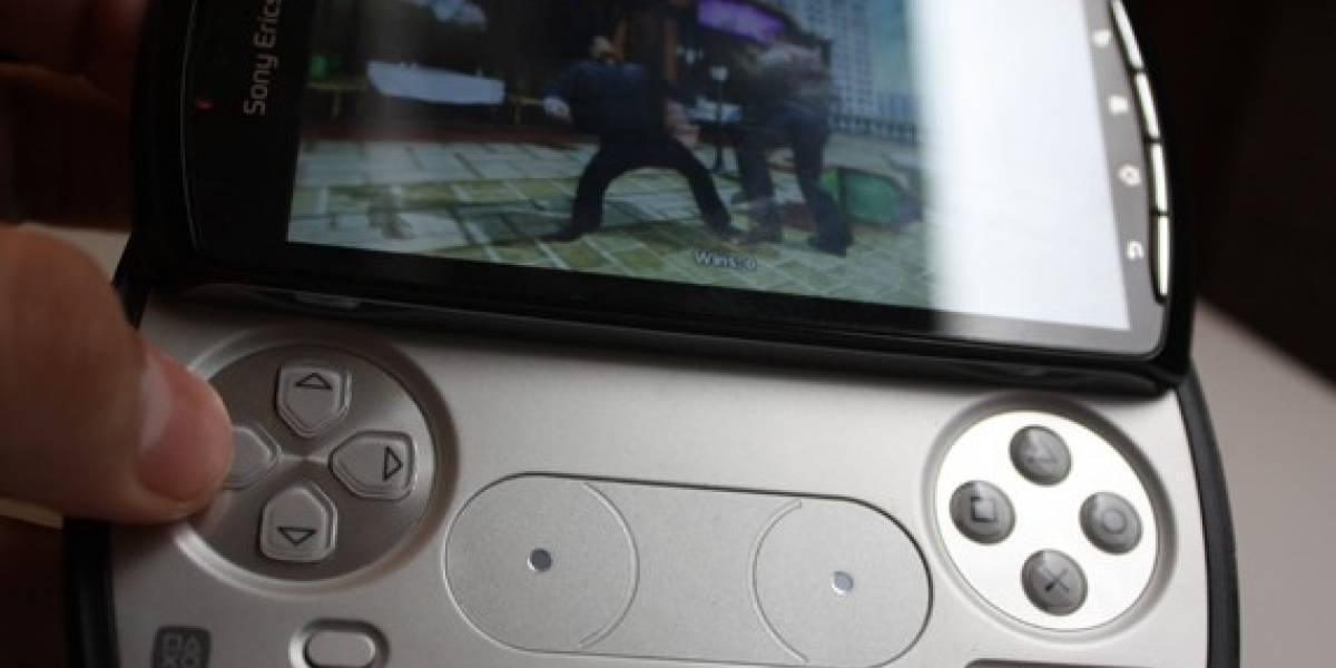 W Labs de Xperia Play actualizado con videos de jugabilidad