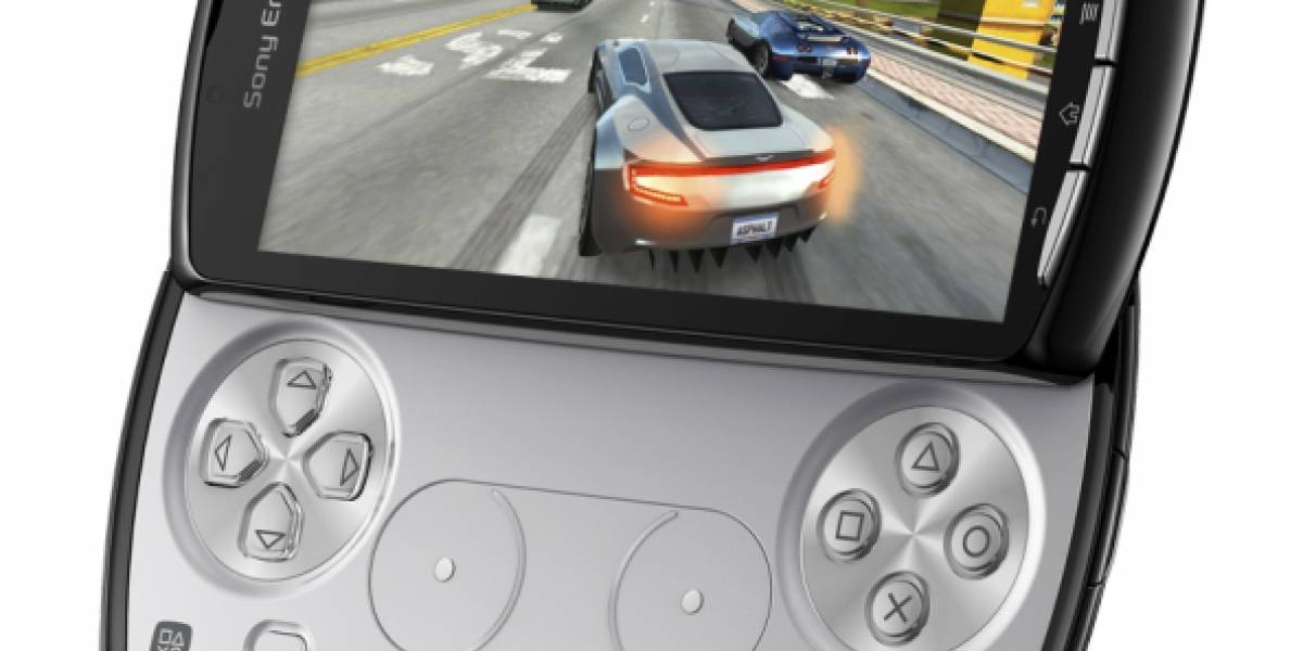 Sony Ericsson presentó su Xperia Play