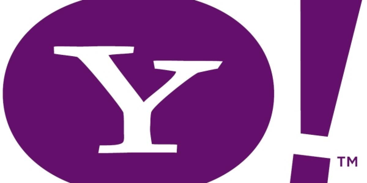 Ganancias de Yahoo! subieron por primera vez en 18 meses