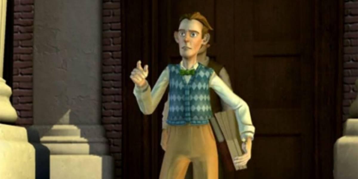 Conoce al Doc Brown adolescente en el juego de Back to the Future