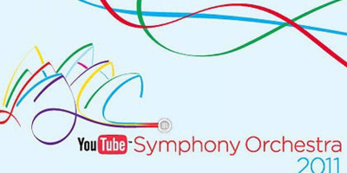 Españoles en la Orquesta Sinfónica 2011 de YouTube