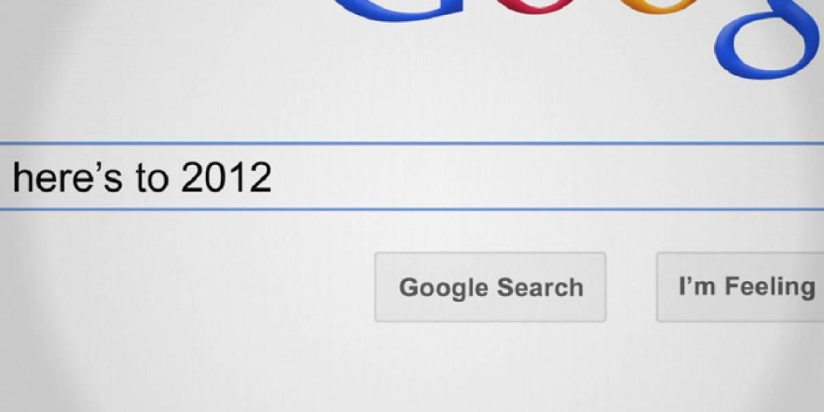 Lo más buscado del mundo en 2012, según Google