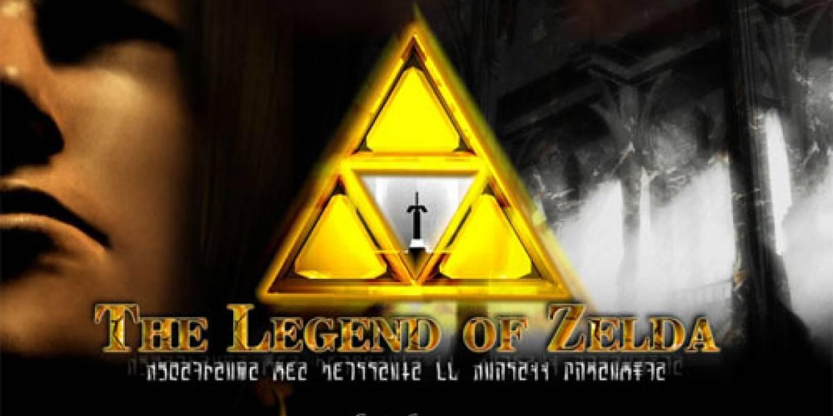 Nuevo Zelda 2008, pero no de las manos de Nintendo