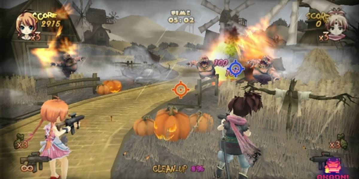 Nuevas demos descargables para WiiWare