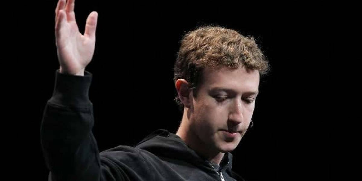 Página de fans de Zuckerberg fue atacada por hackers... en Facebook