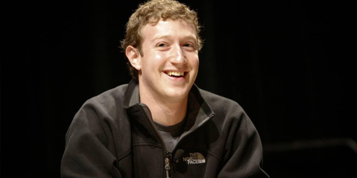 Mark Zuckerberg donó USD$500 millones en acciones de Facebook a la caridad