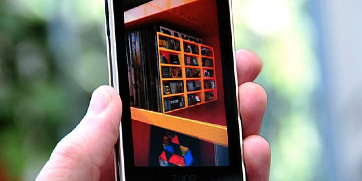 Futurología: Microsoft trabaja en una nueva versión del Zune HD