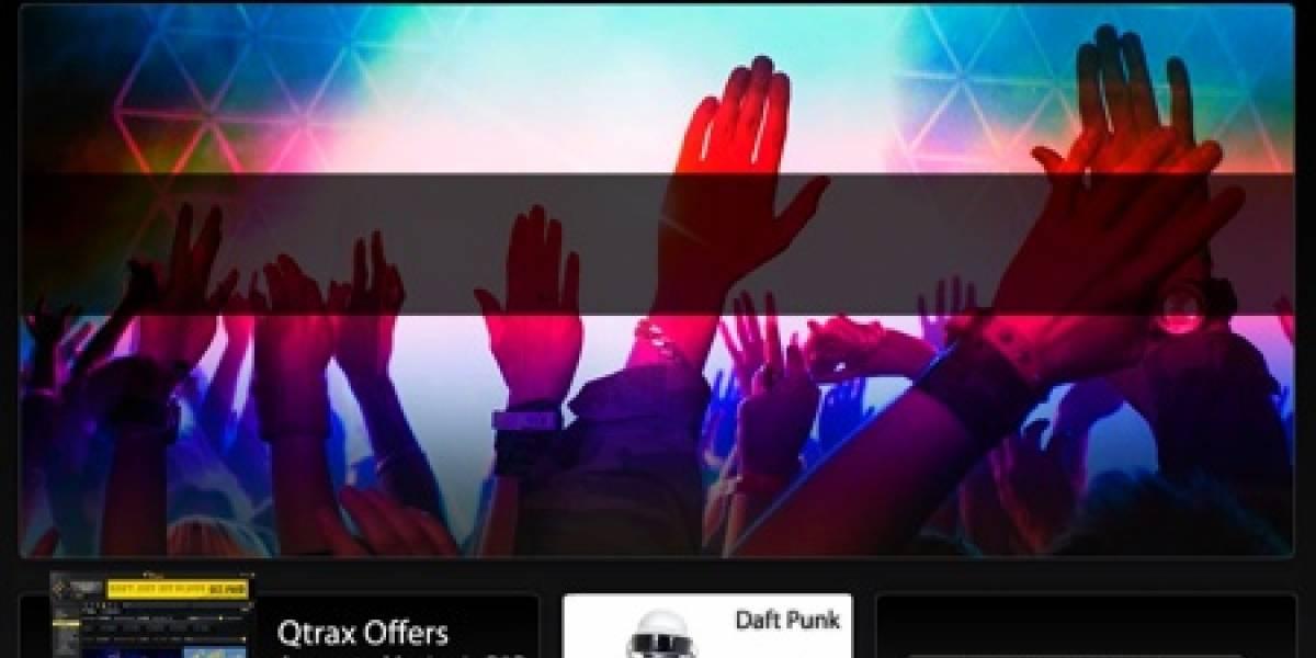 Qtrax ofrece 25 millones de canciones gratuitas (y legales)